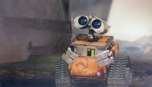 Are you trying to say WALL-E's love is worthless?