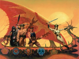 If these dudes show up to your 'historically accurate barbarian campaign', it's your own damned fault.