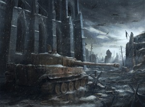 snowy_tiger_by_radojavor-d4jkpl5
