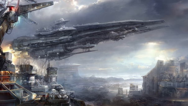 15322_3d_scene_spaceship