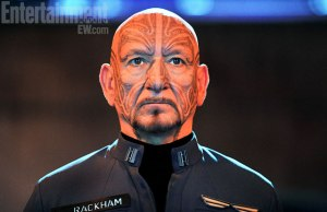 Seems a shame that Ben Kingsley will have put on all that makeup for nothing.