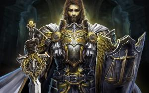 A good representation of a Paladin of Rhond, I think.