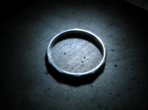 Yes, there is a Magic Ring. No, it isn't like that Other magic ring.