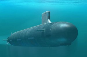 To tide you over, here is a picture of a submarine I found.