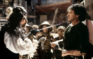 Dustin Hoffman is a *fabulous* James T Hook, by the way