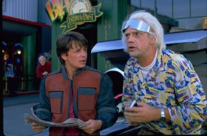 NO GOOD DEED comes out tomorrow? Great Scott, Marty!